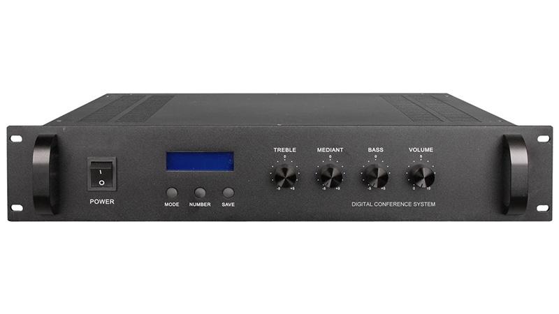 音桥全数字网络型会议系统主机MA-600D