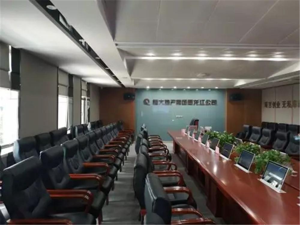 音桥黑龙江某镇府单位无纸化会议系统案例